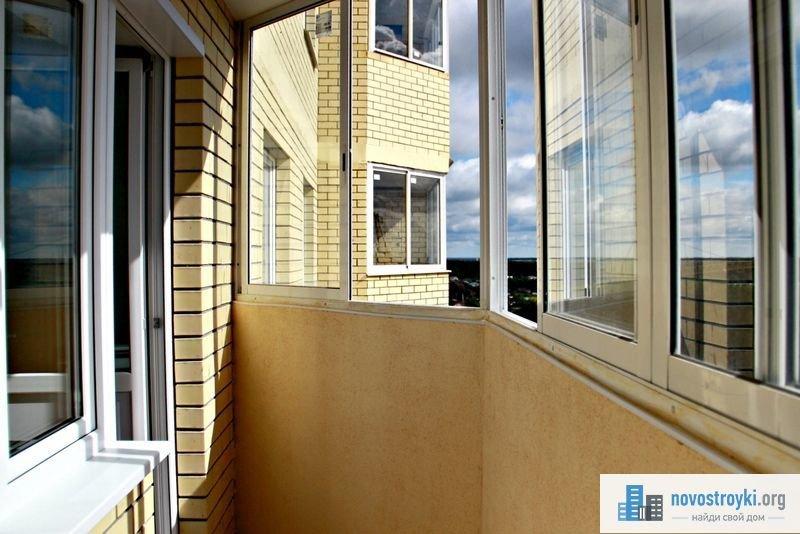 Окна балкон под ключ без оплаты 2,95x1,4 арт. 59 купить в мо.