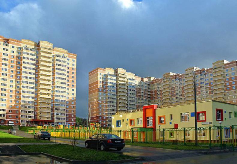 Жилой комплекс Новое Жегалово в Щелково  цены на