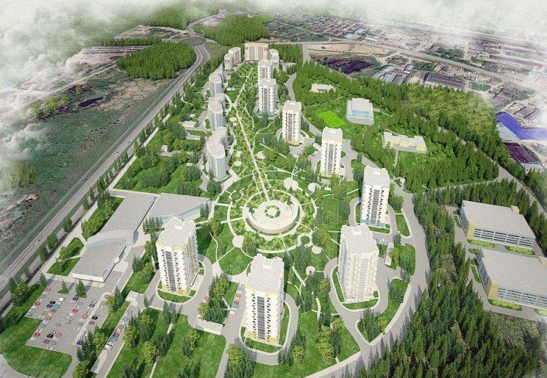 Зеленоград какой район московской области
