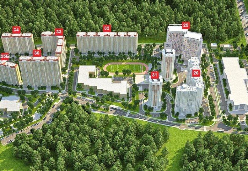 Квартиры в москве новостройки мортон