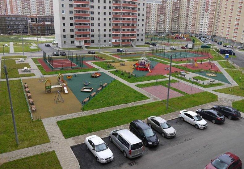 Форум бутово парк 2б 11 корпус - 22db5