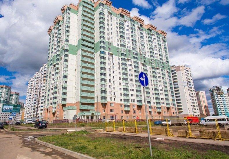 Продаю 3-комнатную квартиру в красногорске, павшинский бульвар, 38 (элитный район красногорье-de lux, павшинская