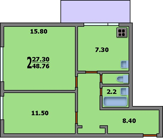 Планировки домов серии смирновская. типовые планировки кварт.